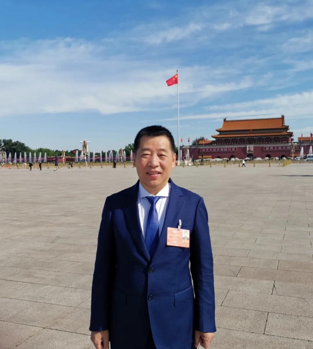 朱新胜委员接受采访:石材业应形成绿色开采
