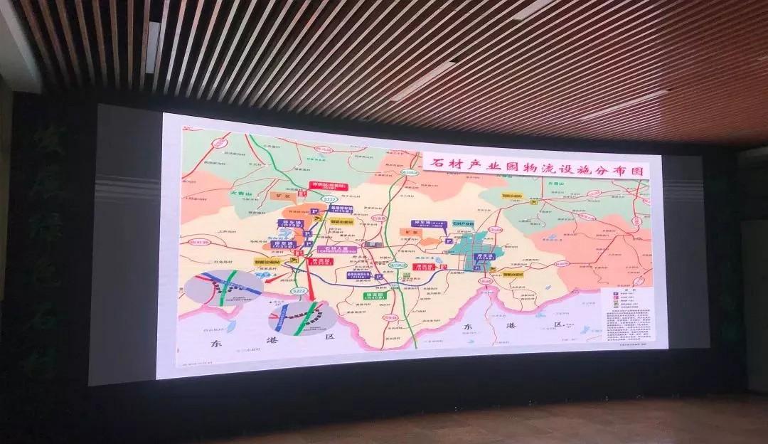 """五莲全部淘汰石材物流""""国三""""车辆!打赢污染防治攻坚战6"""
