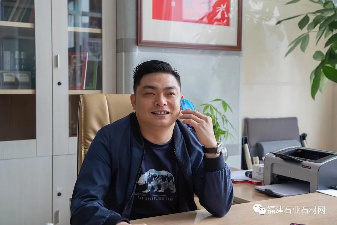 石材人的故事 鹏翔石材城总经理姚昌贵:如何挖掘石材价值,揭开它真实的面纱?