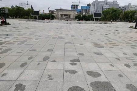 庆阳市委广场
