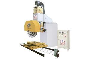DEJB-160-220单柱臂四柱油压多片切石机
