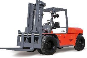 CPCD100内燃平衡重式叉车