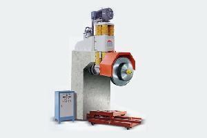 液压单臂组合切石机