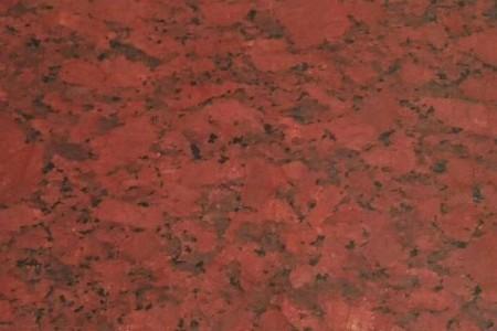 雅典红  梨花红染色板