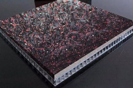 红宝石复合板
