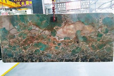 亚马逊绿大板展示