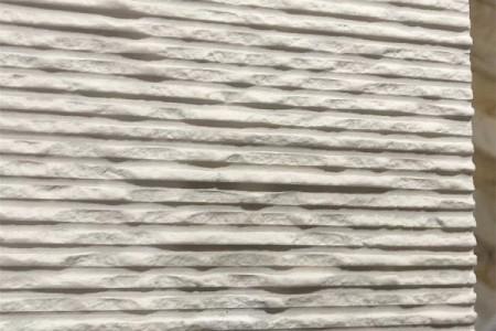 白沙米黄滴水面(流水面)