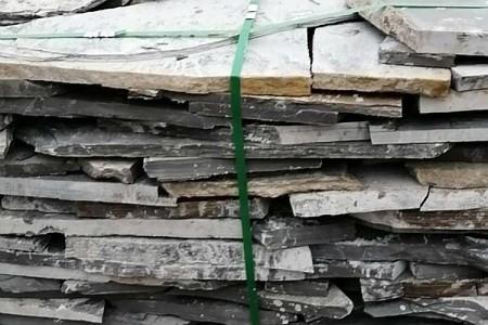 青石板自然面碎拼