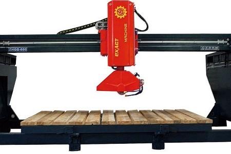 ZHYTQQ-600 一体桥式切石机