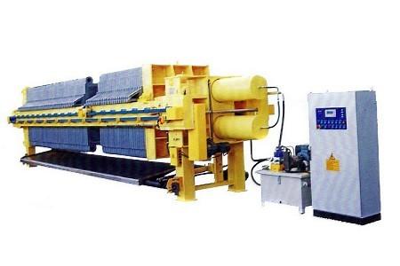 XM-AY1600-UB-K机械保压-厢式高压压滤机