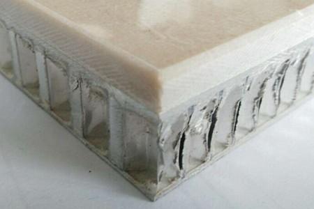 石材复合透光塑料蜂窝