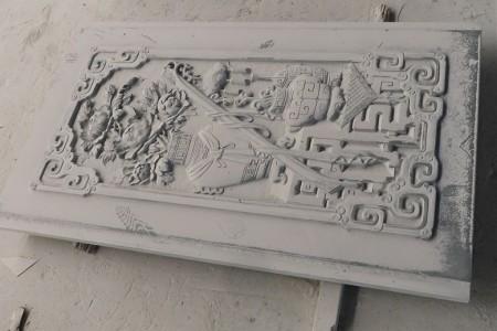 寺庙石雕浮雕板 浮雕干挂板