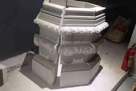 发泡陶瓷雕刻