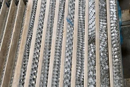葡米铝蜂窝复合板