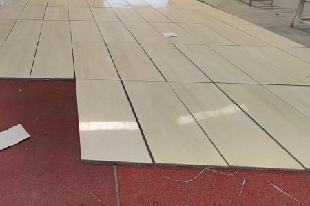 木化石铝蜂窝复合板.