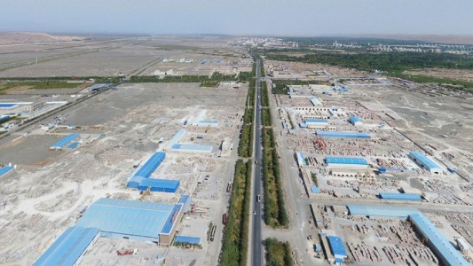 新疆鄯善工业区