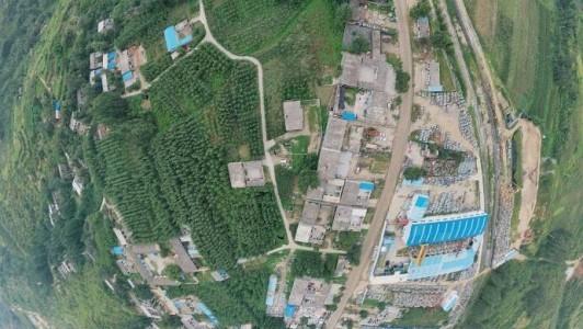 河北灵寿刘沟工业区