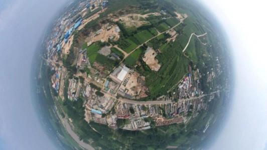 河北灵寿南伍河工业区