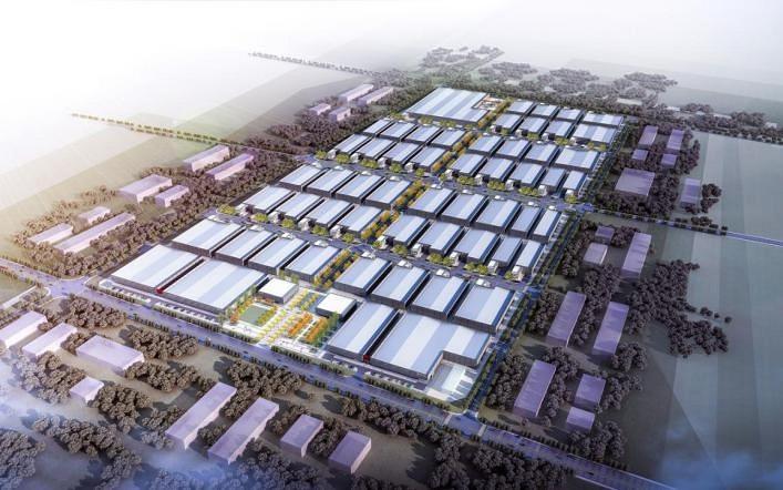 建石文化艺术馆,莱西打造北方最大绿色石材产业集群