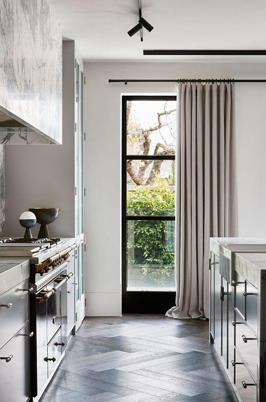 白墙+大理石,让你家的颜值和质感翻倍