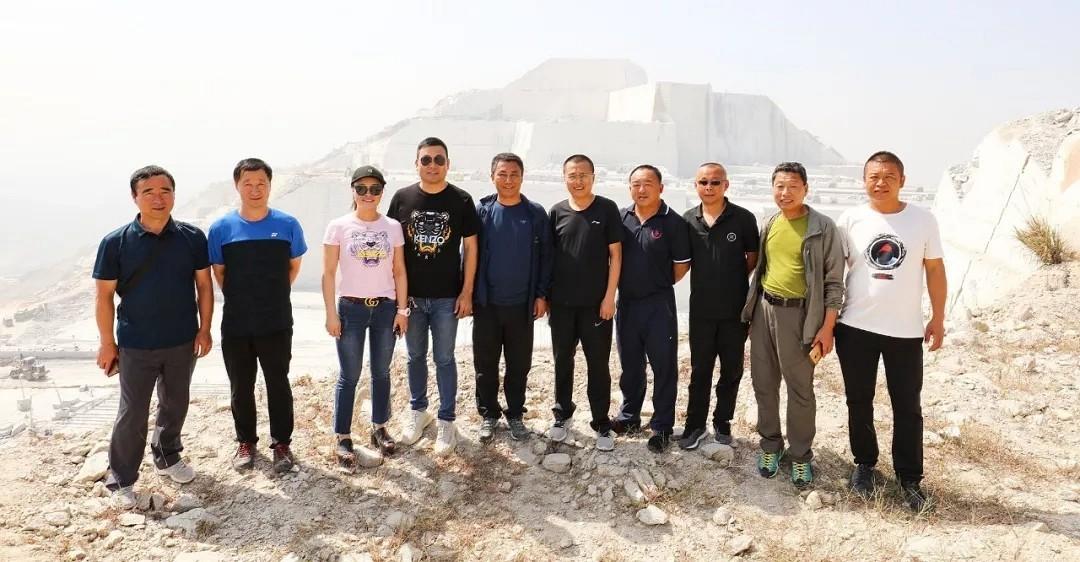 吉林天岗石材园区管委会赴中部麻城石材产业园进行为期3天考察,进一步加强两地未来战略合作