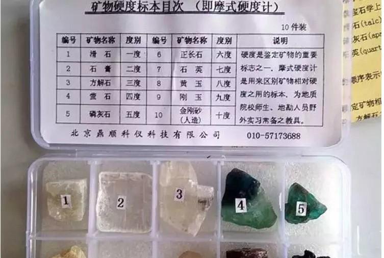 都说石材硬,你知道石头到底有多硬吗?