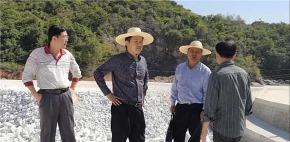 贺州市石材碳酸钙生产环境综合整治