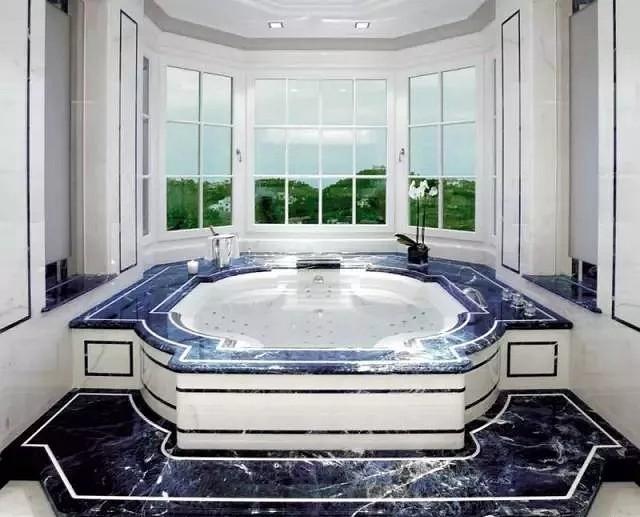 曝光!30000元一平的石材浴室刷新纪录!