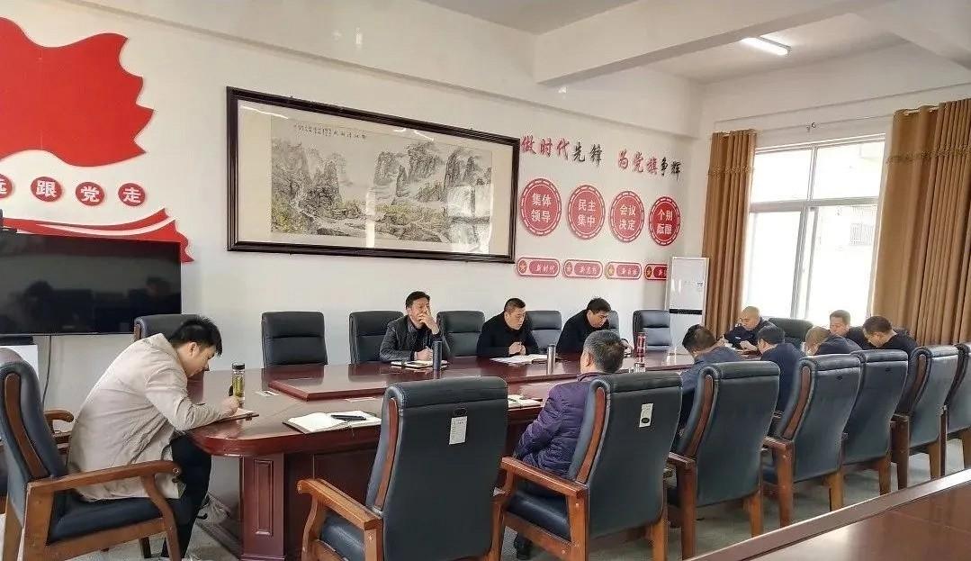 """随州万和镇召开石材产业发展专题会议,抓好石材加工企业复工复产""""开门红"""""""