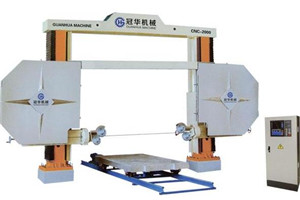 CNC-2000数控金刚石绳锯