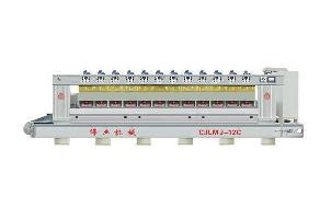 12C全自动超级亮磨光机