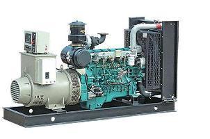 YC6MK-6M玉柴系列陆用柴油发电机组