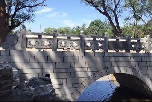 异型加工-桥栏杆