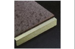 无机纤维水泥复合保温板