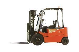 G系列3-3.5吨交流平衡重式蓄电池叉车