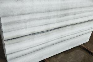 羊脂白玉木纹大板