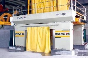 HKJ-80花岗岩框架锯
