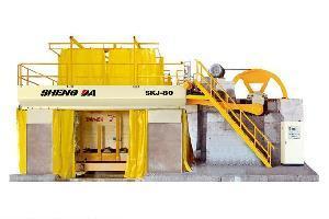 SKJ-80静压式框架锯