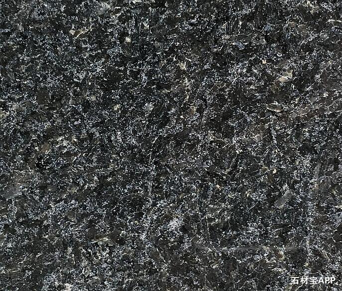 中国黑(紫晶黑)火烧面