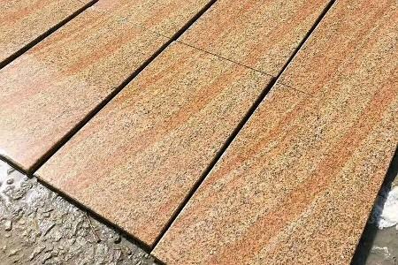 山东锈石条纹板