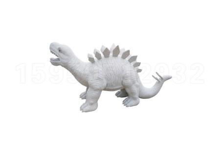 石雕恐龙 石头恐龙动物雕塑摆件摆设 石恐龙