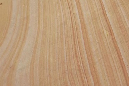 黄砂岩 黄底木纹