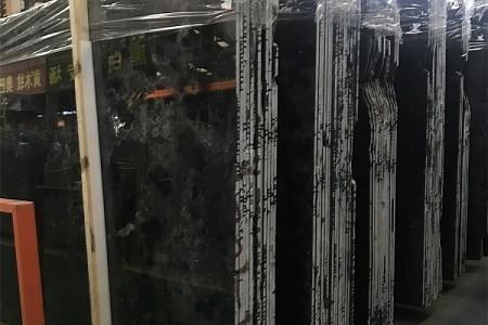 曼德拉黑大板