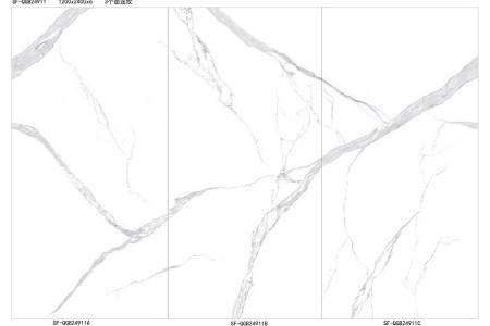 鱼肚白  SF-QGB24911 (3连拼)