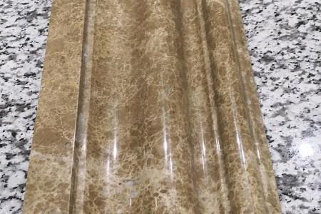 金啡150mm电梯门套线