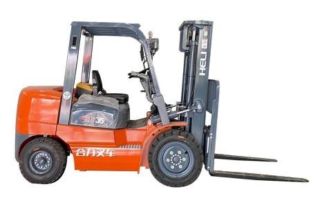 H2000系列 2-3.5t 系列内燃平衡重式叉车