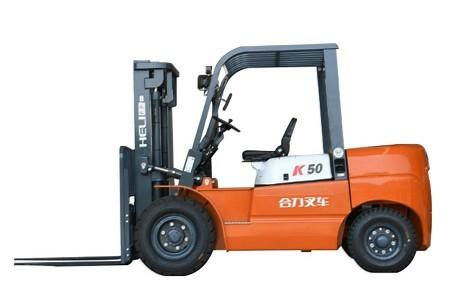 K2系列 4-5t 内燃平衡重式叉车