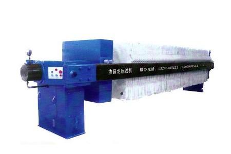 XM-AY1000-UB-K机械保压-厢式高压压滤机