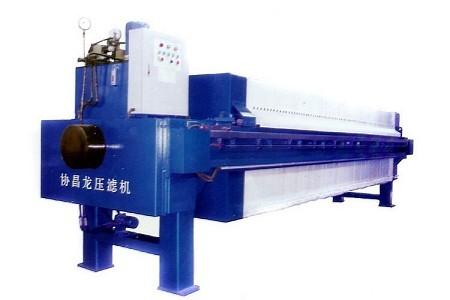 XM-AY1500-UB-K机械保压-厢式高压压滤机