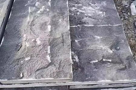 中国黑蘑菇石